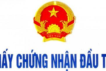 Thủ tục xin câp giấy chứng nhận đầu tư cho người ngoài tại Kiên Giang