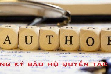 Đăng ký bảo hộ quyền tác giả tại Kiên Giang