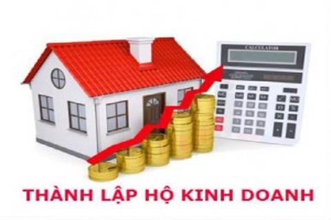 Thành lập Hộ kinh doanh theo quy định pháp luật Việt Nam hiện hành