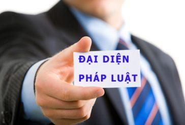 Dịch vụ thay đổi người đại diện theo pháp luật tại Phú Quốc
