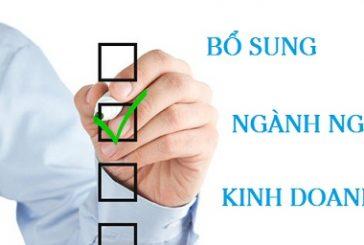 Tư vấn thủ tục bổ sung ngành nghề hoạt động chi nhánh tại Kiên Giang