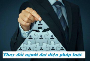 Quy trình thay đổi người đại diện theo pháp luật của công ty tại Rạch Giá