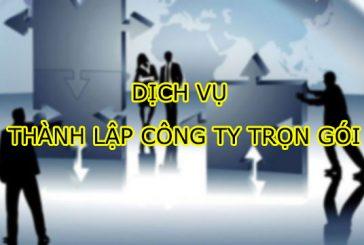 Thủ tục thành lập doanh nghiệp tại Kiên Giang