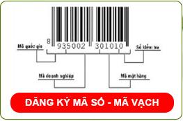 Dịch vụ đăng ký mã số, mã vạch tại Kiên Giang