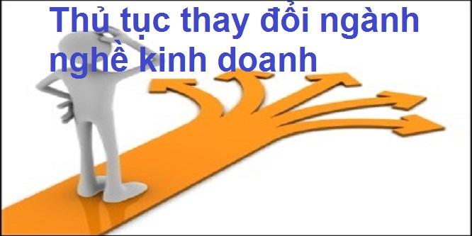 Tư vấn thủ tục bổ sung, thay đổi ngành nghề kinh doanh tại Kiên Giang