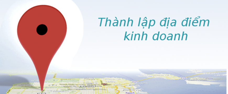 Thành lập địa điểm kinh doanh tại Hà Tiên