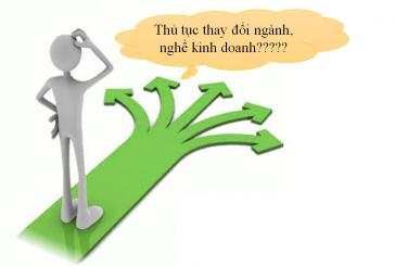 Thủ tục bổ sung, thay đổi ngành nghề kinh doanh tại Kiên Giang