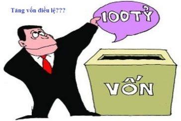 Hồ sơ tăng vốn công ty tại Kiên Giang