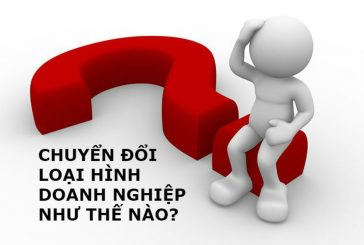 Một số quy định về chuyển đổi loại hình doanh nghiệp tại Hà Tiên