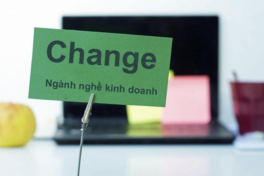 Thay đổi ngành nghề kinh doanh tại Phú Quốc