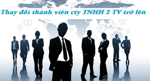 Thay đổi thành viên công ty TNHH tại Phú Quốc