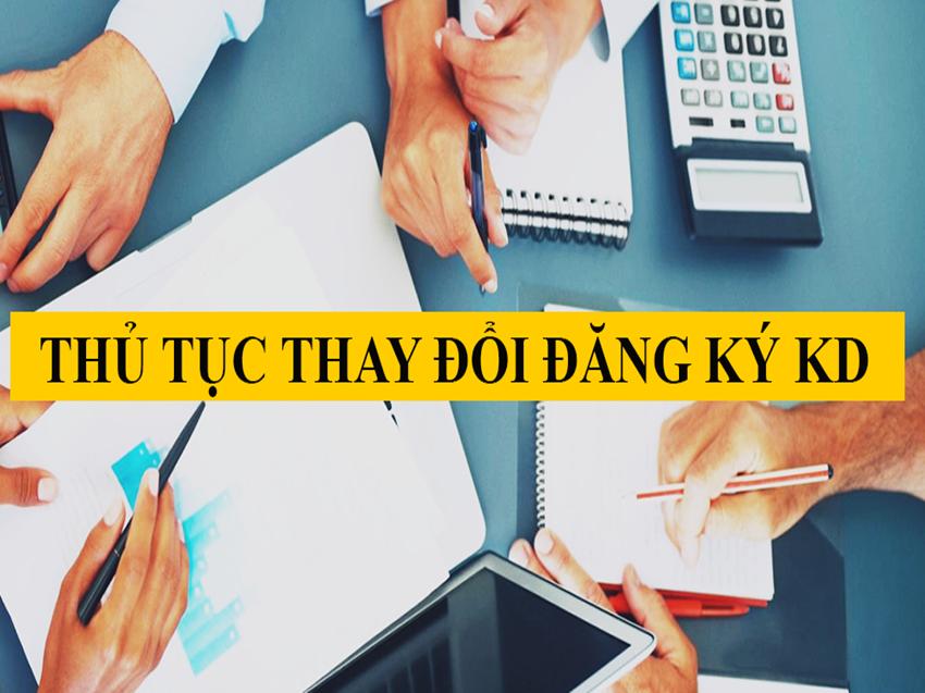 Tư vấn thay đổi đăng ký kinh doanh tại Thanh Hóa