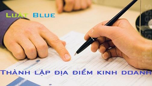Tư vấn thủ tục thành lập địa điểm kinh doanh tại Kiên Giang