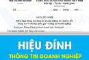Tư vấn hiệu đính thông tin doanh nghiệp tại Hà Tiên