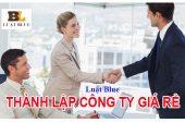 Thủ tục thông báo mẫu con dấu doanh nghiệp tại Hà Tiên